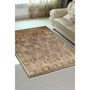 5 X 7 Shop Jewel Pendulum Qum Rug With 100 Pure Silk Carpet