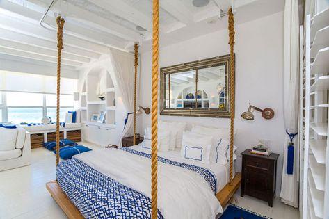 Idee Per Arredare Casa Al Mare 40 Foto Di Interni In Stile