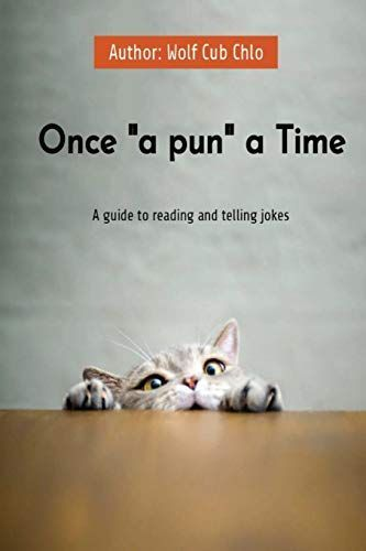 """Book review of Once """"a Pun"""" a Time"""