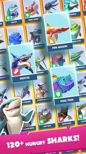 Hungry Shark Evolution Mod : hungry, shark, evolution, Hungry, Shark, Evolution, Android, Shark,, Evolution,