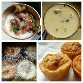 Resep Martabak Shanghai Ayam Kentang Wortel Food Asian Recipes Recipes