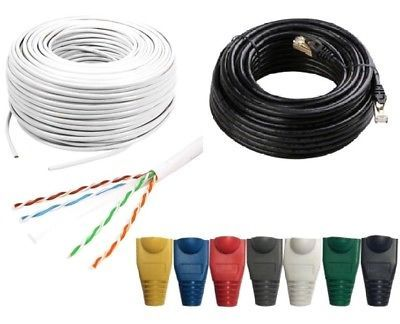 Ebay Ad Url Rj45 Cat6 Network Lan Cable Gigabit Ethernet Indoor Outdoor Thick Jacket Lot Rj45 Thick Jackets Computer Cables And Connectors