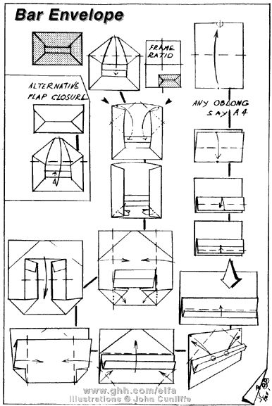 Letterfu  Envelopes Scissors And Origami