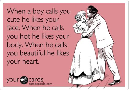 surprisingly sweet | ecards | Love quotes funny, Cute quotes, Me quotes