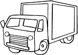 Resultado De Imagen Para Camion Animada Para Colorear Camion Dibujo Paginas Para Colorear Dibujos Para Colorear