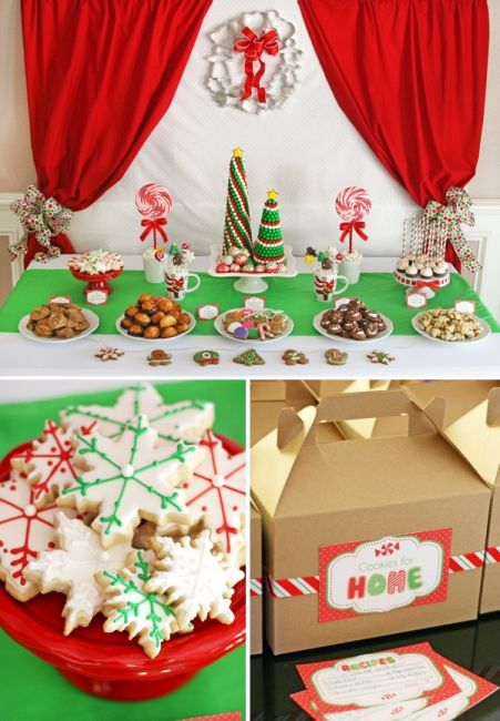 Ideas for a Christmas cookie exchange party | BabyCenter Blog