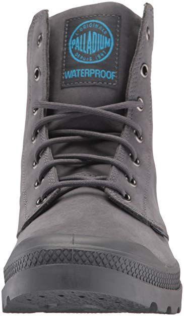 23b080a37 Amazon.com: Palladium Men's Pampa Cuff WP Lux Rain Boot: Palladium ...