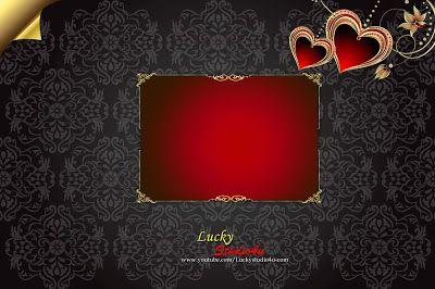 Wedding Album Cover Page Design Psd Free Download Vol 01