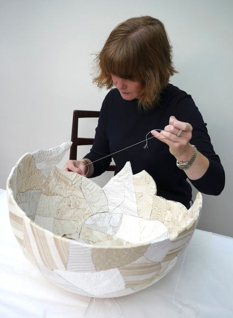 Zoë Hillyard - Material Journeys: An Anthology of British Craft at Decorex International are brilliant opportunities for stretching you and your practice. I was excited to be one of eighteen makers approached by.