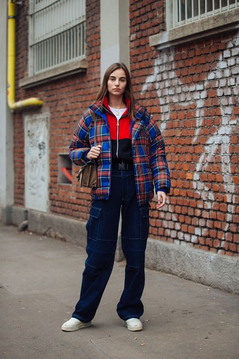 Puffy winter coat outfits are all form, no fashion—all function, no flair. Here, 27 street style looks that prove my former self very, very wrong.