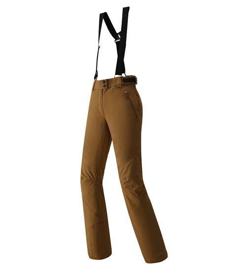 Panthzer Sassy Kadin Kayak Pantolonu Kahverengi Sweatpants Fashion Pants