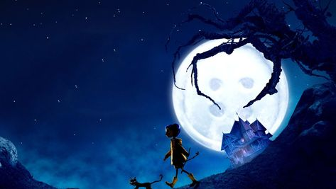 Coraline (2009) Desktop Wallpaper | Moviemania