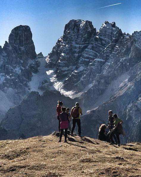 Wandern im Pustertal in den Dolomiten und dabei fürstlich übernachten. Mehr dazu auf Premium Escapes #travel #dolomites #wandern #südtirol #italy