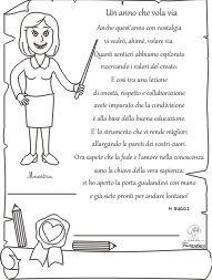 Poesia Di Saluto Scuola Klasesidejas End Of School Year School