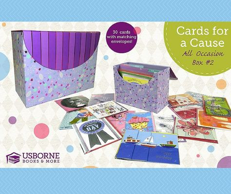 CFAC Cards for a Cause Usborne Books & More