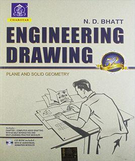 Engineering Drawing by ND Bhatt PDF Download Engineering