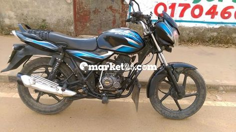 Bajaj Discover 100cc For Sell Motocross Bikes Car Workshop