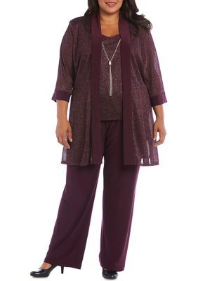 R M Richards Pantsuits Plus Size