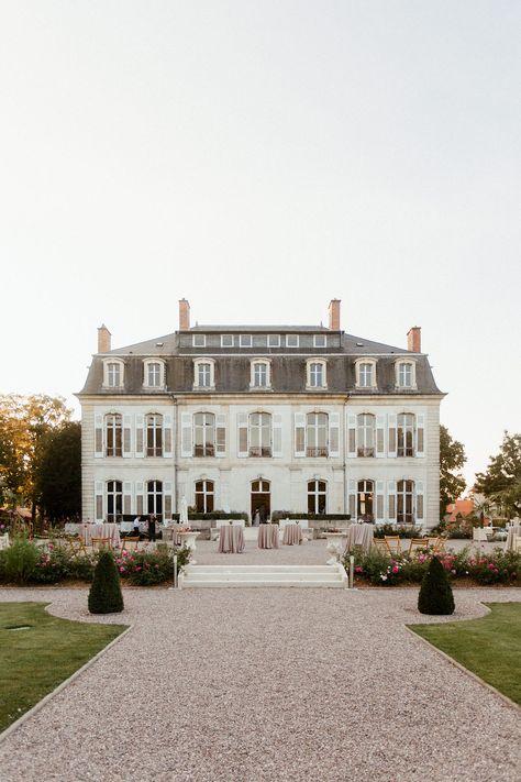 Mariage Au Magnifique Château Ernest Gorgeous Wedding