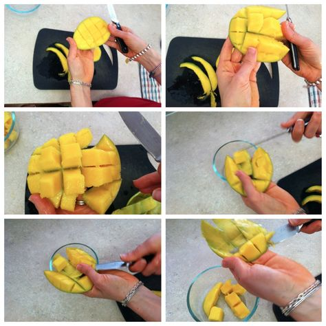 How to cut a mango good to know pinterest ccuart Gallery