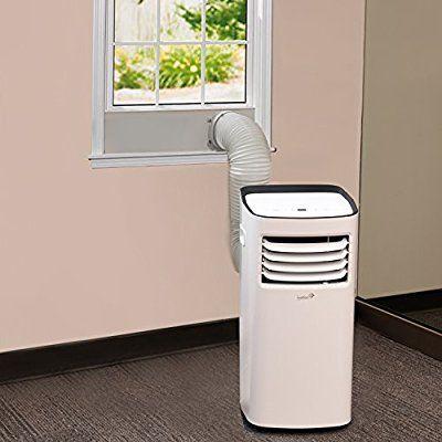 Amazon Com Ivation 10 000 Btu Portable Air Conditioner Compact Single Hose Ac Unit De In 2020 Portable Air Conditioner Air Conditioner Evaporative Air Conditioner