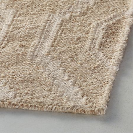 Polina Natural Art Deco Rug 8 X10 Reviews Crate And Barrel Art Deco Rugs Rugs Girls Rugs