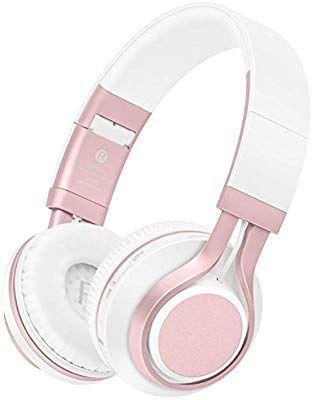 Wireless Headphones Hifi Stereo Bluetooth Headphones With Mic Lightweight Foldable Head Headphones Wireless Headphones With Mic Bluetooth Headphones Wireless