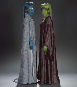 Meet the Twi'leks from Star Wars