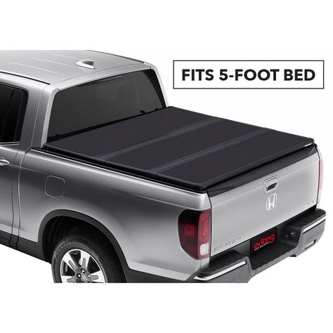 Extang Solid Fold 2 0 Tonneau Cover For 06 15 Honda Ridgeline Blacks Tonneau Cover Honda Ridgeline Truck Bed Covers