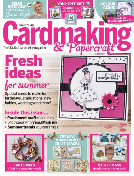 Cardmaking and Papercraft June 08, 2017 00:00 | Card