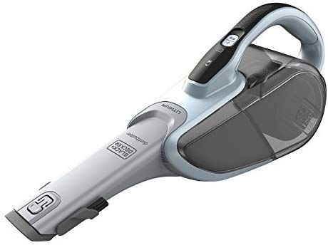 Batteria Litio 2.5 A BLACK+DECKER DVJ325J-QW Dustbuster Aspiratore Ricaricabile