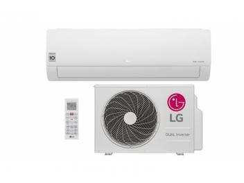 Ar Condicionado Split Hi Wall Lg Dual Inverter 18000 Btus Quente