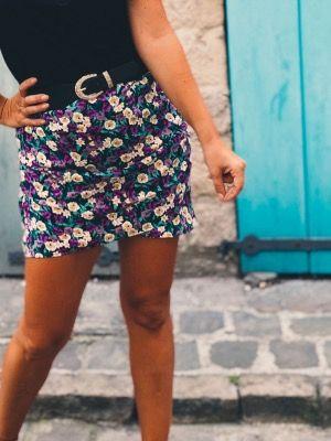 Epingle Sur Jupes Et Shorts