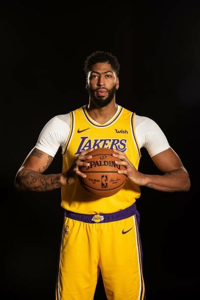Pin By Cool Breeze On Ad La Lakers Lakers Wallpaper Kentucky Athletics Anthony Davis