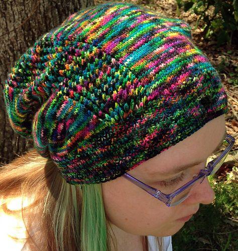 Ravelry: Waiting Room Hat pattern by Jen Hintz