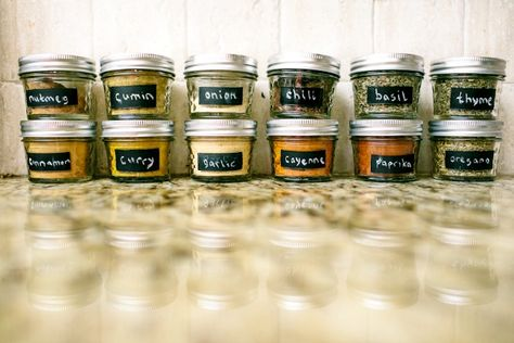 Zero Waste Grocery Shopping 101 Food Waste Baby Food Jars