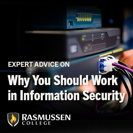 Expert Advice on Why You Should Work in Information Security ... NOW - blog post #tech #infosec #techcareers