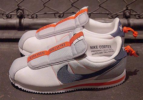 wholesale dealer fef75 e023b Kendrick Lamar x Nike Cortez Basic Slip | BäST | Chaussure ...