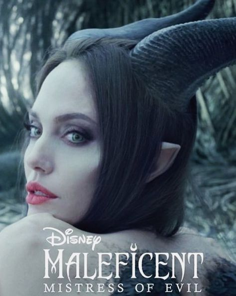 """Disney Fans On Instagram on Instagram: """"Who else is excited for this movie? Can we all agree how talented and beautiful Angelina Jolie is?😍❤️ . . . Maleficent Mistress of…"""""""