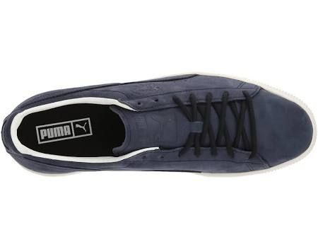 wholesale dealer 68d7d c92b1 Puma The Clyde Style 363835-01 Clyde Frosted Legend Classic ...