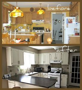 Spray Paint Kitchen Cabinets Cupboards Kitchener Waterloo Professional Paint Interior Design Kitchen Kitchen Cabinets And Cupboards Kitchen Cabinets