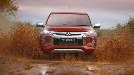 Mitsubishi Redesigns The Triton L200 To Match Rest Of Range Mode Of Transport Cat Memorial Lexus Cars