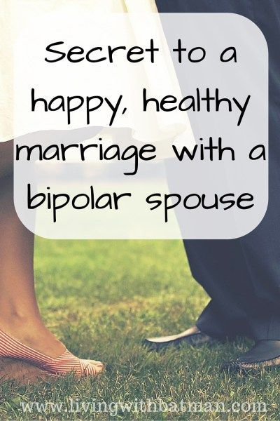 Some statistics quote that up to 90% of marriages, where one spouse is bipolar, will end in divorce. Does your union have what it takes to be in the 10%? #bipolardisorder