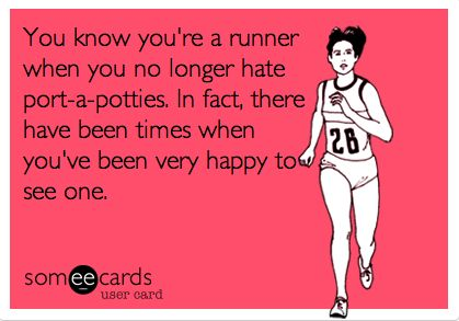 You know you're a runner when.... #run #LOL #humor