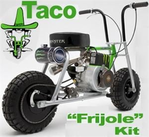 Mpc 1960 S Rupp Mini Bike 849 Plastic Model Kit Motorcycle 1 8