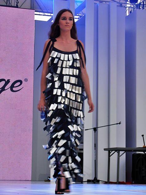 IMS Warsaw Fashion Street 2016   Fashion, Street style, Sleeveless dress