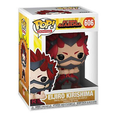 Funko My Hero Academia Pop Eijiro Kirishima Vinyl Figure New In Stock Affilink Anime Myheroacademia Funko Pop Anime Vinyl Figures My Hero Academia