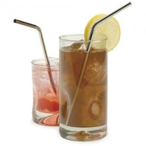 Stainless Steel Straws #FCThankful
