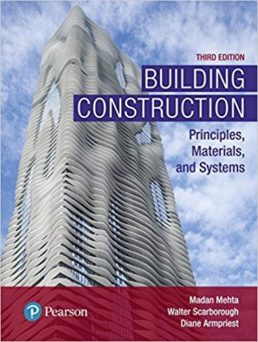 Building Construction Principles Materials And Systems 3rd Edition What S New In Trades Technology Madan L Building Construction Leveled Books Ebook