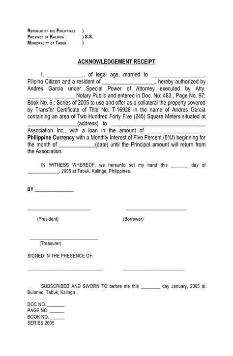REPUBLIC OF THE PHILIPPINES )PROVINCE OF KALINGA ) SS - sample reseller agreement template